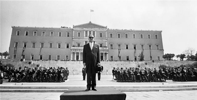 April 21: Remembering the toppling of Greek Democracy by the Junta (video-photos)