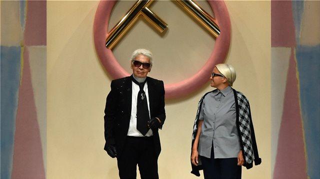 Ο οίκος Fendi διοργανώνει επίδειξη μόδας στη Σαγκάη ως φόρο τιμής στον Καρλ Λάγκερφελντ