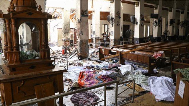 World leaders, Pope react to Sri Lanka massacres of Christians