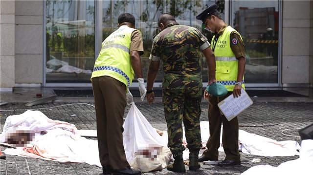 Sri Lankan terror attacks kill over 200 people on Catholic Easter