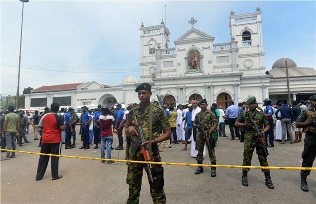 Sri Lanka Intelligence officials warned of Islamic terror attack on Easter