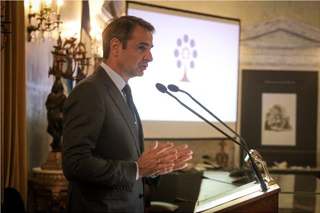 Ο Κυριάκος Μητσοτάκης επισκέφθηκε την πρόεδρο του ΣτΕ Αικατερίνη Σακελλαροπούλου