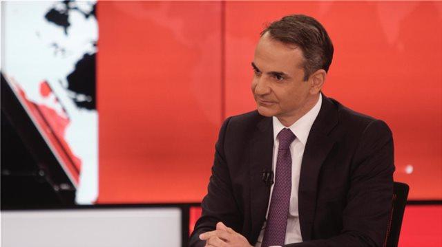 Μητσοτάκης: Πίσω από κάθε σκάνδαλο του ΣΥΡΙΖΑ είναι ο Νίκος Παππάς