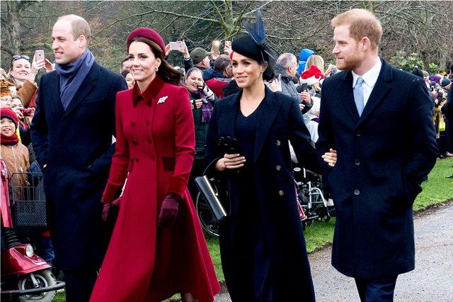 Πρίγκιπες Ουίλιαμ και Χάρι: Δεν αντάλλαξαν ούτε λέξη στα γενέθλια της βασίλισσας
