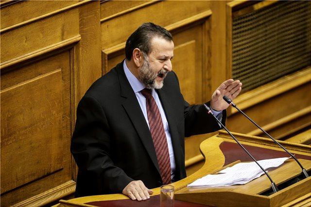 Στη Βουλή η σύμβαση του νέου αεροδρομίου Κρήτης: 14 προτάσεις από τον Βασίλη Κεγκέρογλου