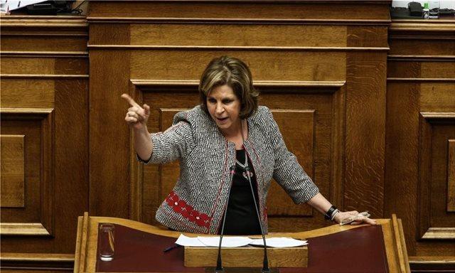Χριστοφιλοπούλου για νομοσχέδιο Γαβρόγλου: Αρνούμαστε να συμπράξουμε σε ένα θεσμικό έγκλημα