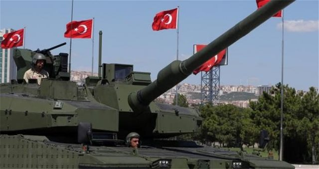 Future of Turkey's progressing defence industry remains uncertain
