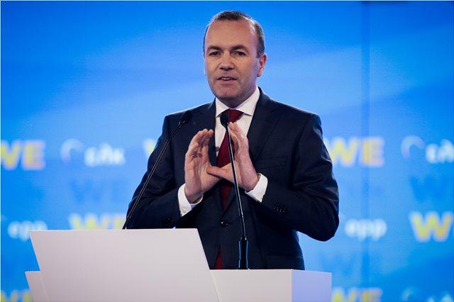 Reuters: Ο Βέμπερ δήλωσε ότι θα εμποδίσει την κατασκευή του Nord Stream 2