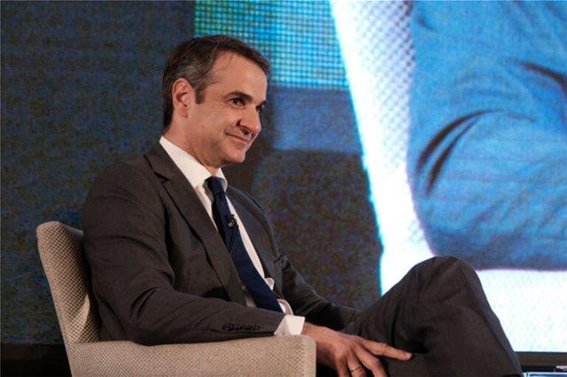 Κυριάκος Μητσοτάκης στο Bloomberg: Ισχυρή ανάπτυξη δεν έρχεται με τη λιτότητα Τσίπρα