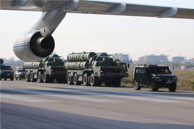 "Turkey mulling options to resolve ""unprecedented"" S-400 crisis with US"