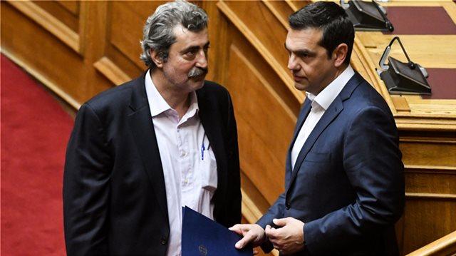 Τσίπρας καλύπτει Πολάκη: Είναι αψύς σαν Σφακιανός, μετατρέπω την πρόταση δυσπιστίας σε ψήφο εμπιστοσύνης