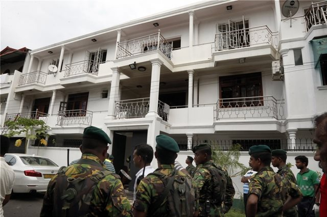 Σρι Λάνκα: Αναθεωρήθηκε προς τα κάτω ο απολογισμός των νεκρών - Είναι 100 λιγότεροι, αναφέρουν οι Αρχές!