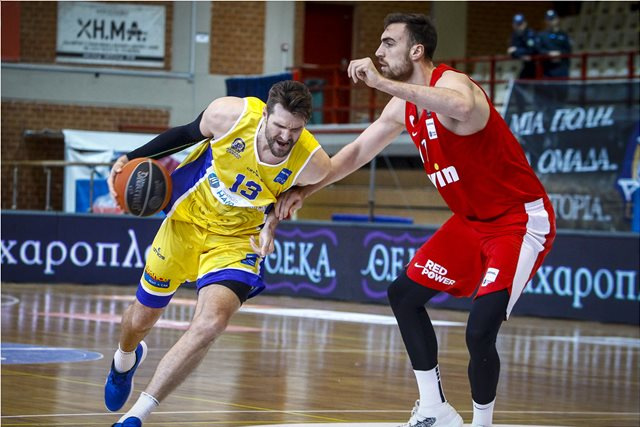 Basket League: Φιλική κατοστάρα του Ολυμπιακού στο Λαύριο