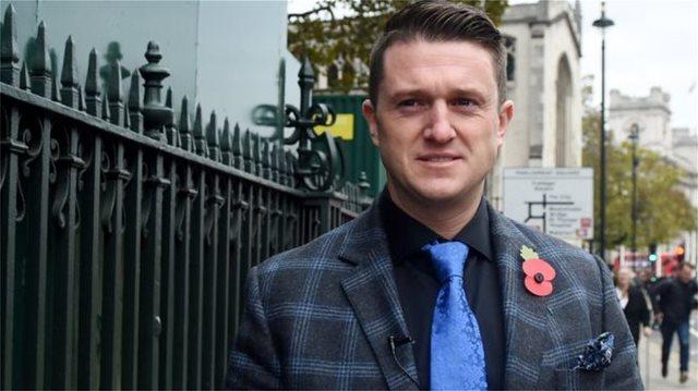 Βρετανία: Υποψήφιος ευρωβουλευτής ο ιδρυτής της ισλαμοφοβικής ακροδεξιάς