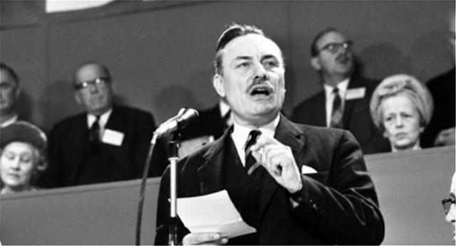 """51 years since Enoch Powell's legendary """"Rivers of Blood"""" speech (video & transcript)"""