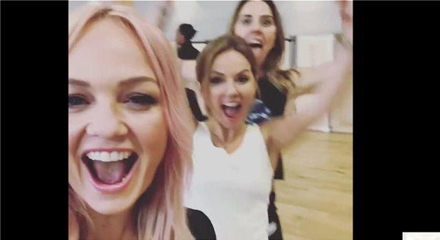 Ξανά μαζί όλες οι Spice Girls μετά το ξεκατίνιασμα για το λεσβιακό σεξ