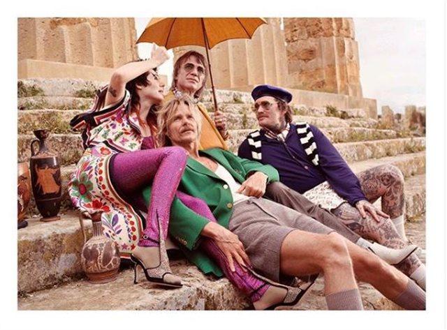 Gucci με... άρωμα αρχαίας Ελλάδας στην νέα καμπάνια - Δείτε φωτογραφίες