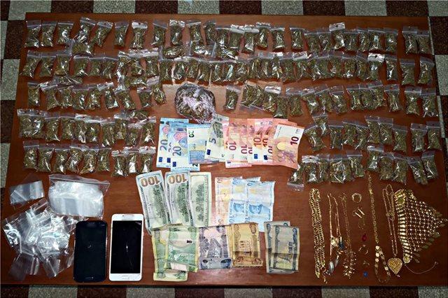 Λέρος: Συνελήφθη 30χρονος που διακινούσε κάνναβη
