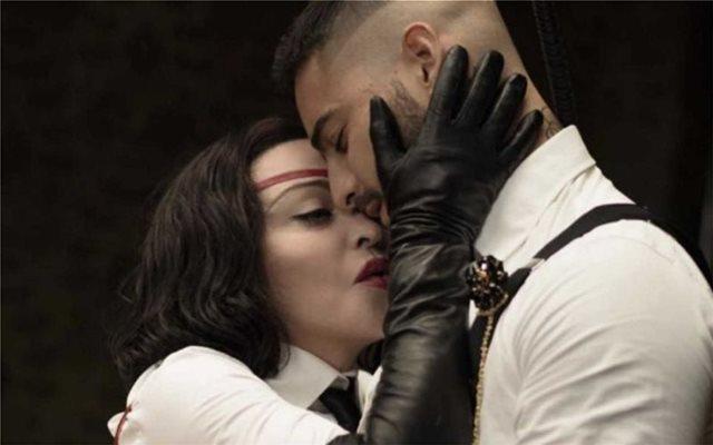 Η Madonna παρουσίασε σε παγκόσμια μετάδοση το νέο της βίντεο κλιπ