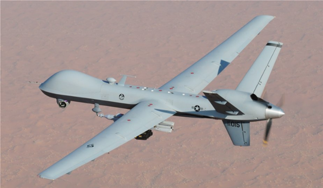 Greece to buy General Atomics MQ-9 Reaper drones