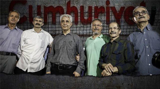 Τουρκία: Επιστροφή στη φυλακή για έξι μέλη της Cumhuriyet