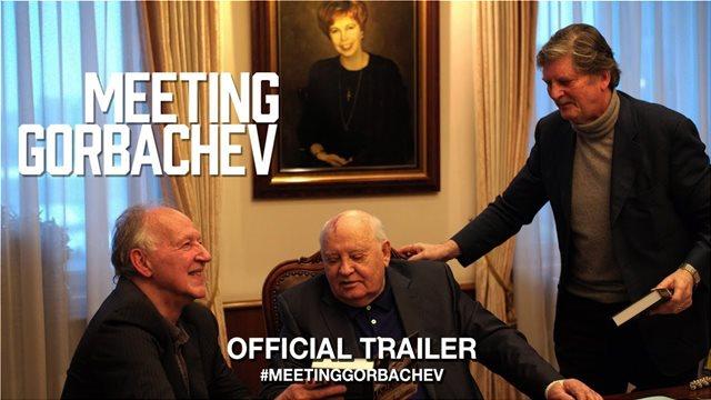 ΗΠΑ: Σε 150 κινηματογράφους η ταινία για τον Γκορμπατσόφ
