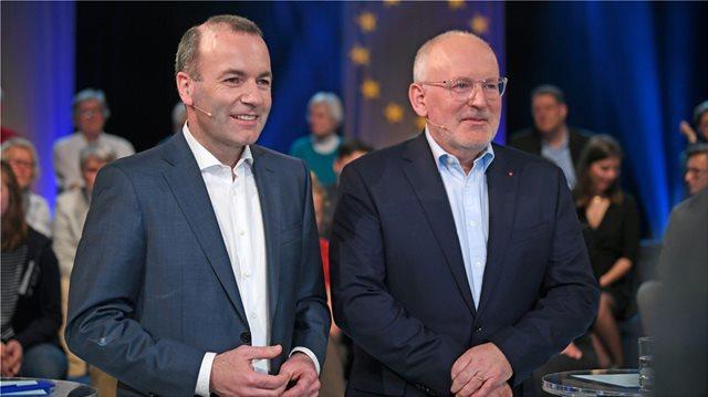 Αντίστροφη μέτρηση για το μεγάλο debate των έξι για την προεδρία της Κομισιόν
