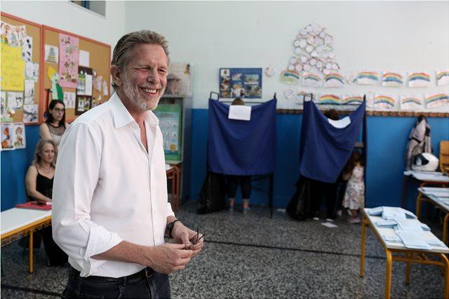 Γερουλάνος: Θα είμαι παρών στον δήμο και την επόμενη μέρα