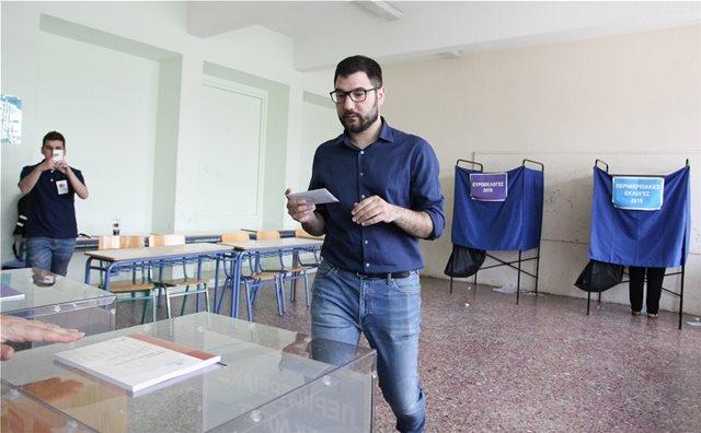 Ηλιόπουλος: Είμαστε χαρούμενοι γιατί μπορούμε να κάνουμε την ανατροπή