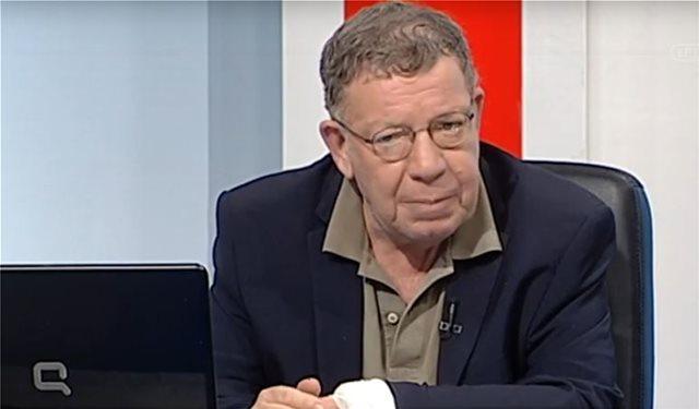 Νικολακόπουλος στην ΕΡΤ: Πρώτη η ΝΔ με 33% - Στο 25% ο ΣΥΡΙΖΑ