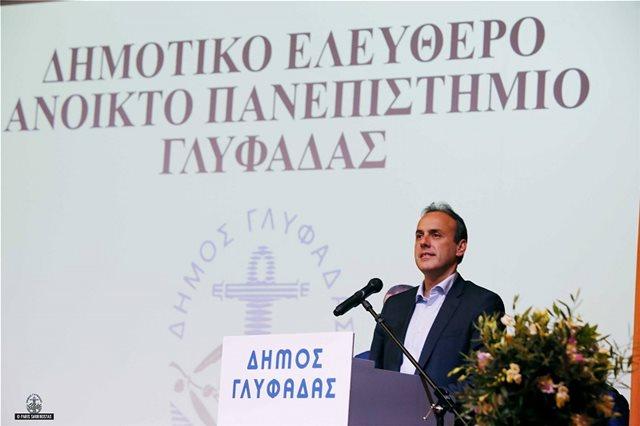 Γλυφάδα: Ο Γιώργος Παπανικολάου πρώτος με 80,85%