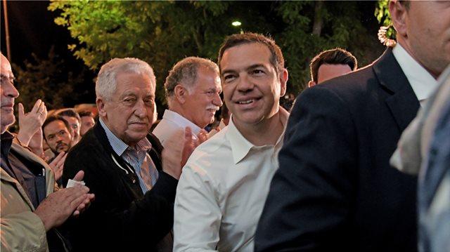 Πληροφορίες ότι ο Τσίπρας θα προκηρύξει πρόωρες εκλογές μέσα στον Ιούνιο