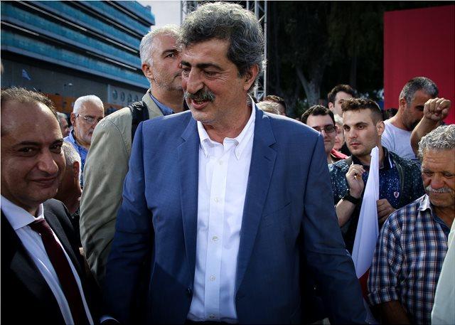 Η ανάρτηση του Πολάκη μετά τη δήλωση Τσίπρα για πρόωρες εκλογές: Αλέξη ρίχτο!