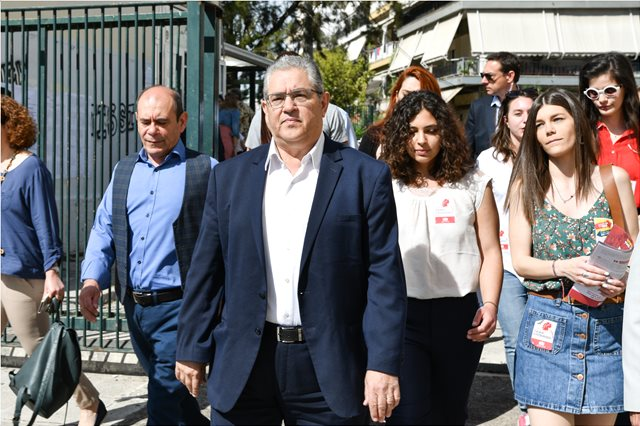 Κουτσούμπας για εκλογές: Το ΚΚΕ παραμένει σταθερή δύναμη