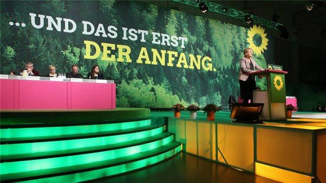Ευρωεκλογές: Η κλιματική αλλαγή έφερε διψήφια νούμερα στους «Πράσινους»