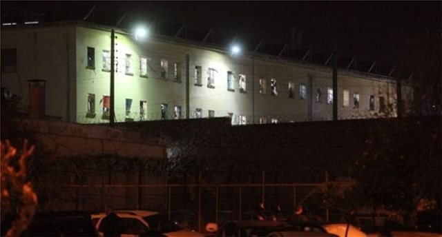 Επεισόδια στις φυλακές Κορυδαλλού