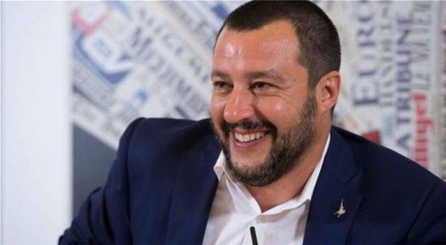 Ευρωεκλογές-Ιταλία: Πρώτο κόμμα η ακροδεξιά Λέγκα του Σαλβίνι