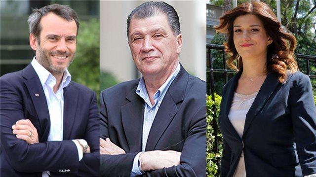 «Θρίλερ» στη Θεσσαλονίκη: Ζέρβας, Ορφανός και Νοτοπούλου εναλλάσσονται στη 2η θέση