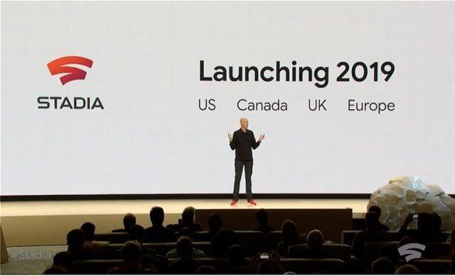 Google: Νέα πλατφόρμα τον Νοέμβριο με 30 βιντεοπαιχνίδια