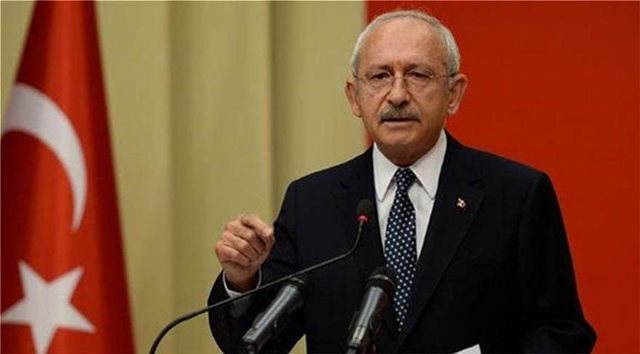 Τουρκία: Ο Κιλιτσντάρογλου στηρίζει Ερντογάν για τους ρωσικούς S-400