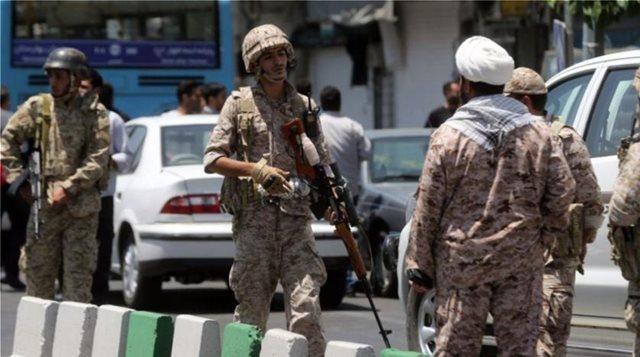 Ιράν: Ένας νεκρός σε περιστατικό με πυροβολισμούς στην Τεχεράνη