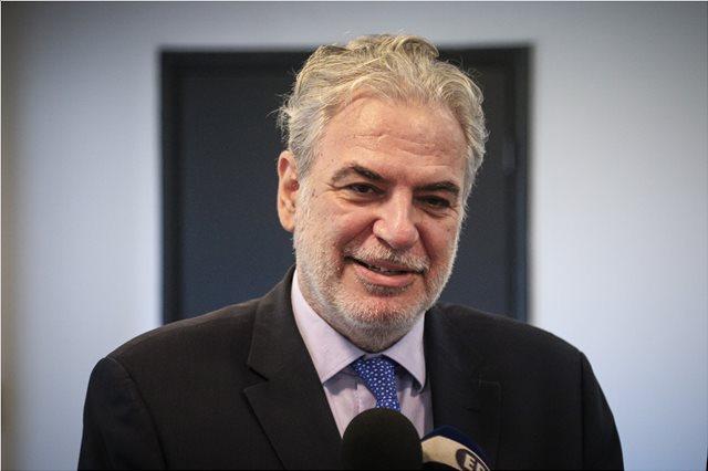 Στο Κέντρο Πολιτικής Προστασίας την Τετάρτη ο Στυλιανίδης - «Η Ευρώπη βρίσκεται δίπλα στην Ελλάδα»