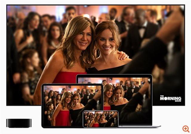 Apple TV+: Συνδρομητική τηλεόραση μόλις με 4,99 δολάρια το μήνα!