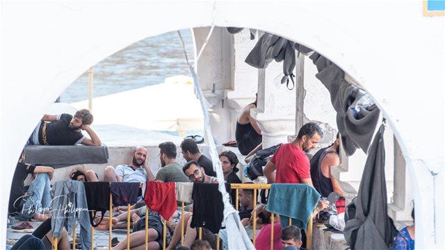 Στα ελληνικά νησιά κρίνεται η προσφυγική συμφωνία, λέει ο εμπνευστής της