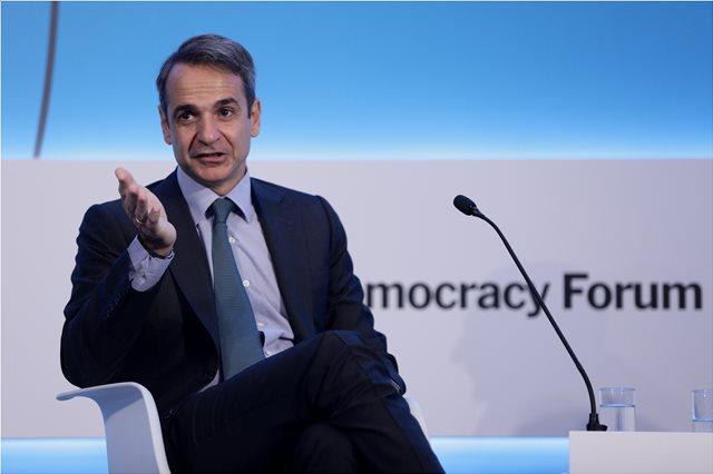 Μητσοτάκης: Η Ελλάδα επέστρεψε, δεν υπάρχει κ&alpha