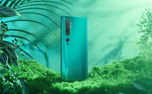 Η Xiaomi παρουσίασε το πρώτο «έξυπνο» κινητό τηλέφωνο με κάμερα 108 megapixel