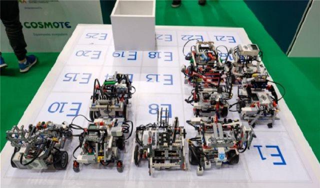 Πανελλήνιος Διαγωνισμός Εκπαιδευτικής Ρομποτικής 2020: Άριχσαν οι δηλώσεις συμμετοχής