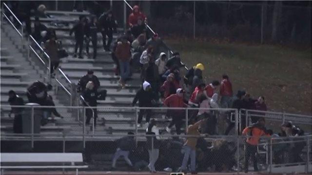 Πανικός στο Νιου Τζέρσεϊ: Πυροβολισμοί σε αγώνα αμερικάνικου φούτμπολ - Δυο τραυματίες