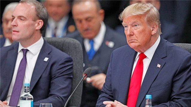 ΗΠΑ: Η Νάνσι Πελόζι ανακοίνωσε την παραπομπή Τραμπ