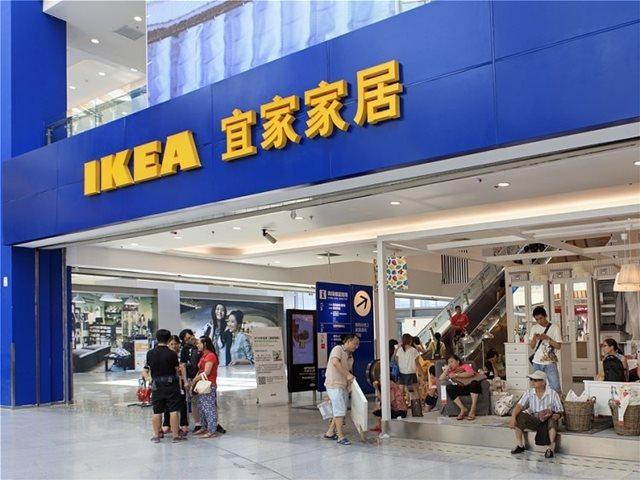 ΚΟΡΟΝΑΙΟΣ: Η IKEA ΚΛΕΙΝΕΙ ΠΡΟΣΩΡΙΝΑ ΠΕΡΙΠΟΥ ΤΑ ΜΙΣΑ ΑΠΟ ΤΑ 30 ΚΑΤΑΣΤΗΜΑΤΑ ΤΗΣ ΣΤΗΝ ΚΙΝΑ